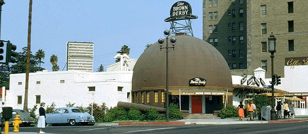 brown-derby restaurant