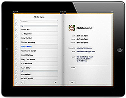 eBook-on-iPad