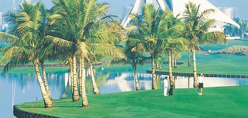 great golf vacation