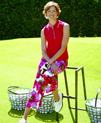 Women's Designer Golf Clothing Like The Game Of Golf