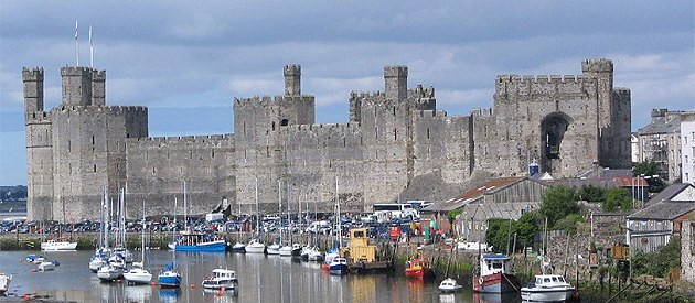 historic north wales